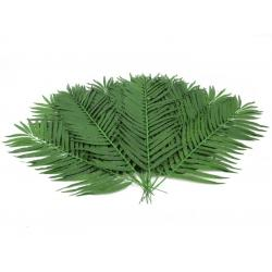 Kokos - palmový list střední, 12 kusů, 110cm