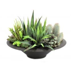Kaktusová mísa, 38 cm